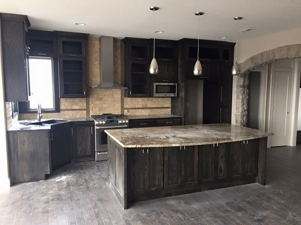 Charming At Custom Cabinets By Lawrence, We Create All Wood Cabinetry From Only The  Finest Wood Species That Are Engineered And Designed For Durability And ...