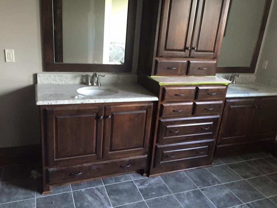 Kansas City Cabinets Kc Cabinet Makers Bathroom