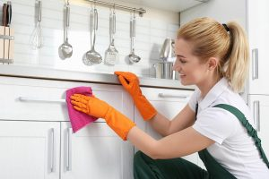 Helpful Tips for Cleaning Your Newly Installed Custom Cabinets