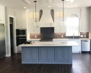 Paint Color Trends for Your Kitchen Cabinets